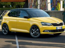 Arriva la nuova skoda fabia twin color