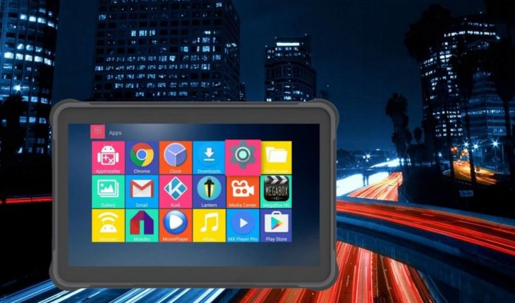 tablet industriali ruggtek